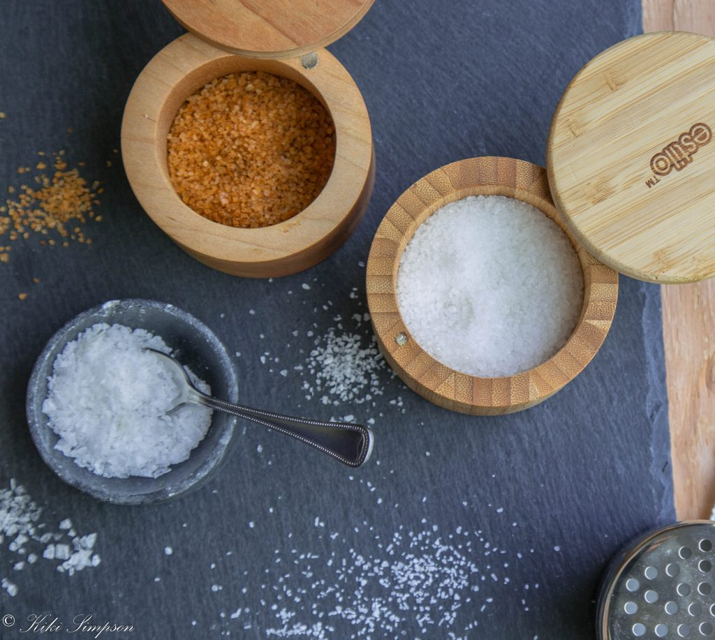 Different kinds of salts